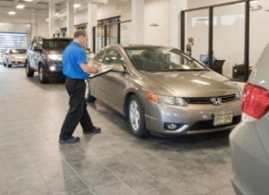 Car Dealership Damage Costs & Damage Disputes