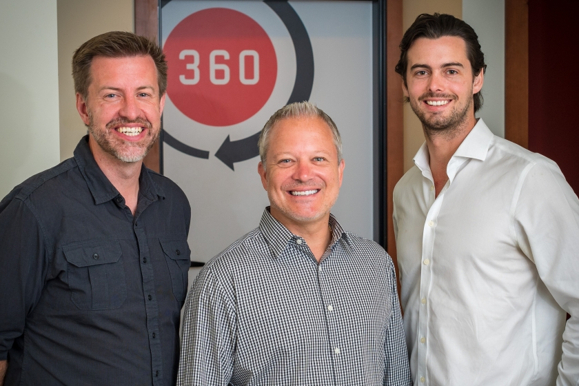 Record360 Justin Friberg, CTO, Shane Skinner, Co-Founder & forme